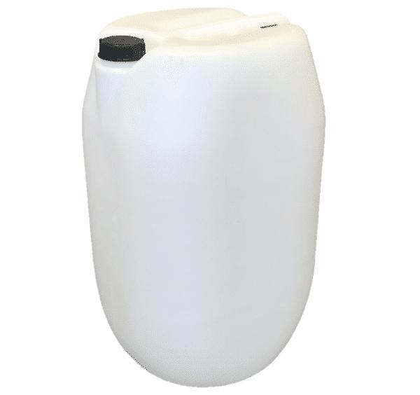 Der 60 Liter PE-Kanister kann durch seine Lebensmittelechtheit ebenfalls zur Lagerung von Trinkwasser genutzt werden