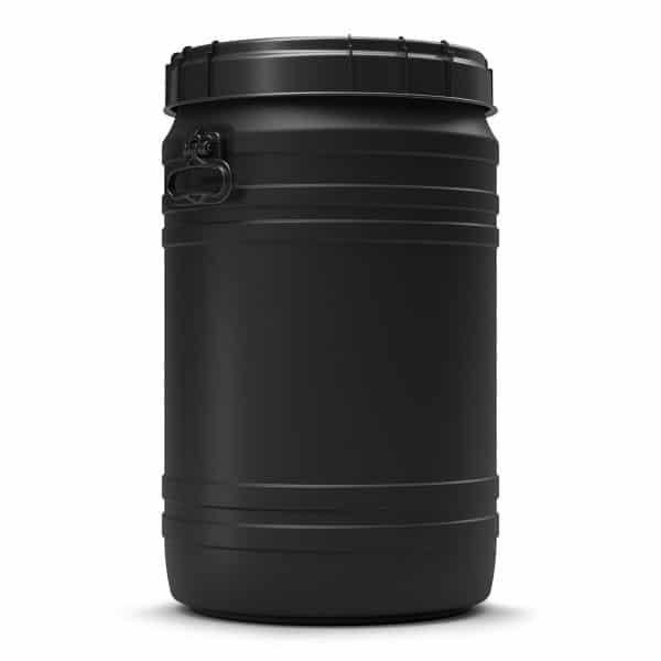 Das 75 Liter leitfähiges Fass schützt vor elektrostatischen Entladungen explosiver Inhalte