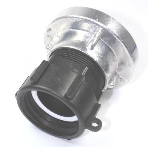 IBC Adapter - S60x6 IG auf Storz 52-C Kupplung