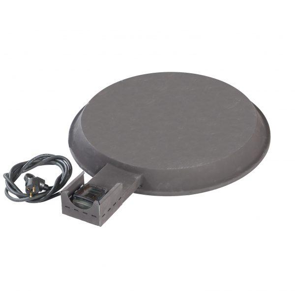 Fassbodenheizer für Temperaturen zwischen 50-300°
