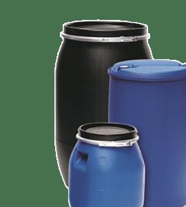 Kunststofffässer