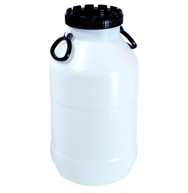 Das Schraubdeckelfass 50 Liter kann für verschiedenste Flüssigkeiten verwendet werden